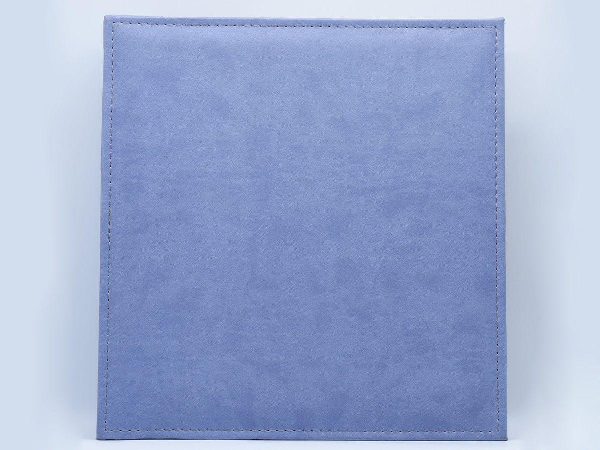 Coperta blue mov