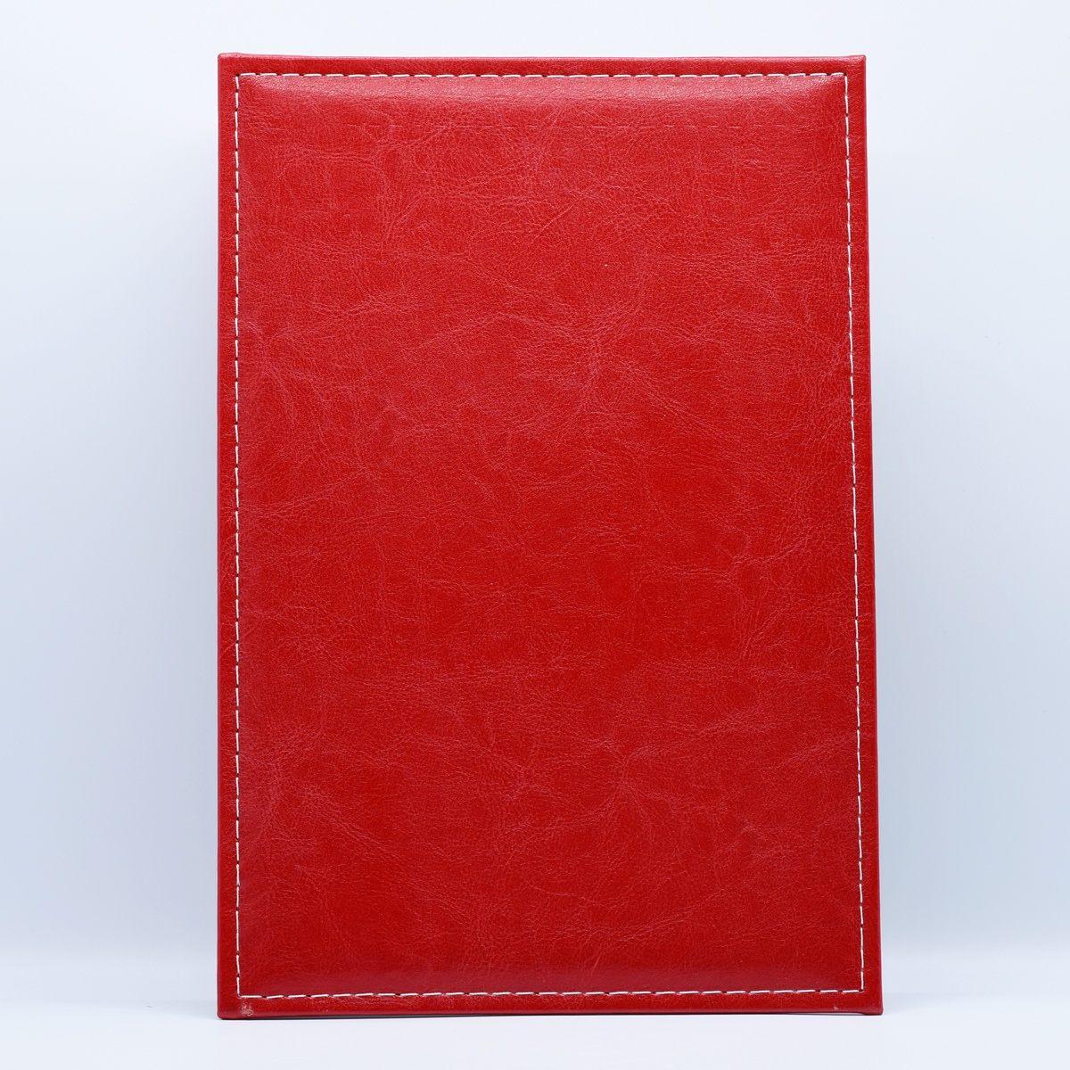 Coperta rosie cusatura